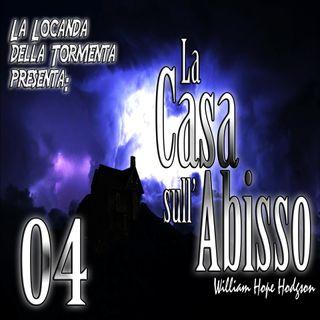 Audiolibro La Casa sull Abisso - William Hodgson - 04