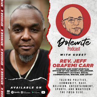 Spirituality vs Religion with Reverend Jeff Obafemi Carr