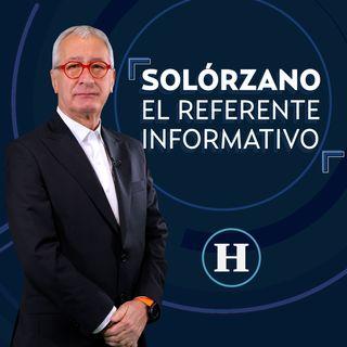 Solórzano, el referente informativo. Programa completo martes 16 de junio 2020