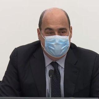 Conferenza stampa Regione Lazio allo Spallanzani. I primi risultati dei test