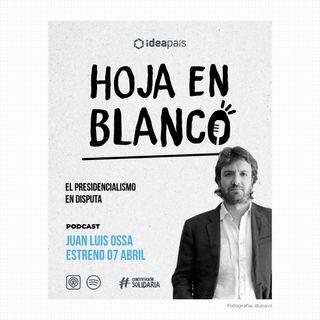 Juan Luis Ossa y El presidencialismo en disputa