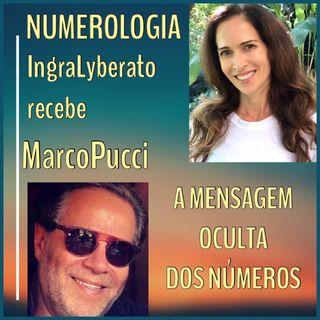 """Podcast da Live """"Numerologia, a mensagem oculta dos números"""""""
