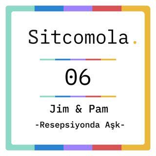 resepsiyonda aşk | jim & pam | #06