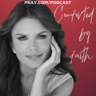 """XLIII.  Roma Downey - Life - """"Comforted by Faith"""""""