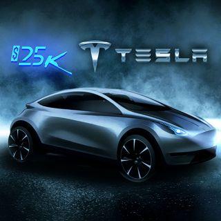 32. $25k Tesla Compact Car | Warren Redlich