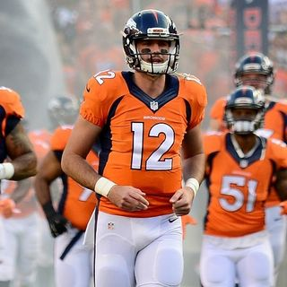 Gut Reaction: Is It 2017 or Bust For The Broncos & Paxton Lynch?
