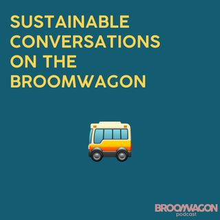 Sustainable Conversations on the BroomWagon 🚌  – Teaser