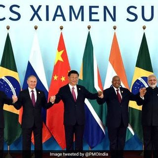 Cumbre de los BRICS 2017 en Xiamen y BRICS Plus