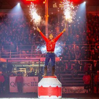 Rodeo Clown Brinson James