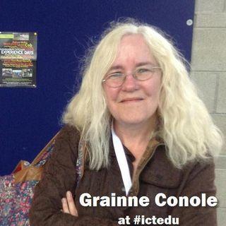 Grainne Conole Interview #ictedu