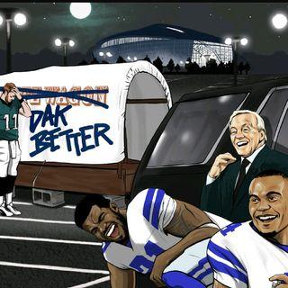 Cowboys vs Eagles Recap 10/30/16