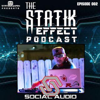 Episode 002 - Social Audio
