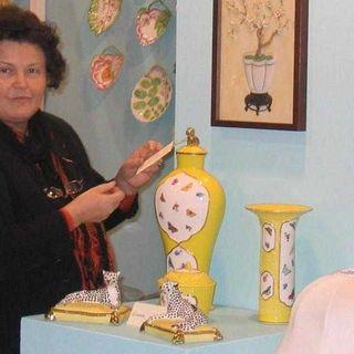 Elisabetta Ronzani, la ceramista schiva che portava gli americani a Lusiana