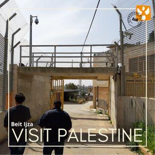 Visit Palestine: 10 Beit Ijza – Vivere in gabbia