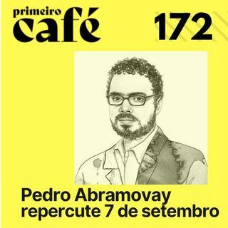 #172: A repercussão dos atos golpistas de 7/9   Entrevista com Pedro Abramovay
