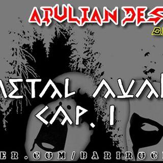 Apulian Destruction: Black Metal Awakening