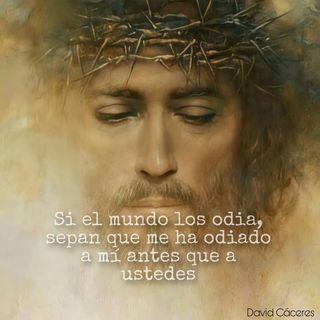 Evangelios de hoy 8 de Mayo 2021 tú nos eliges del mundo Jesús !