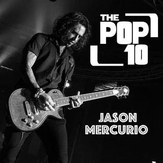 The Pop 10 #11 - August 2017 - Jason Mercurio