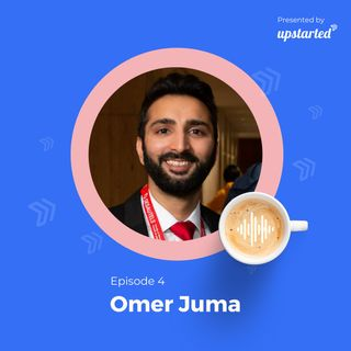 Episode 4: Designing accessible spaces with Omer Juma