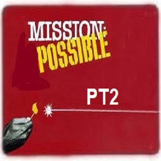"""3.21 - P4T - MISSION POSSIBLE PT2 w/ROBERT MOSS """"THE PLAYERS"""""""