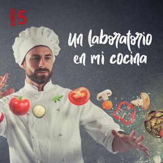 Un laboratorio en mi cocina - Fusión entre Colombia y Málaga - 17/09/21