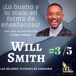 3/5 las 70 Frases en la vida de Will Smith