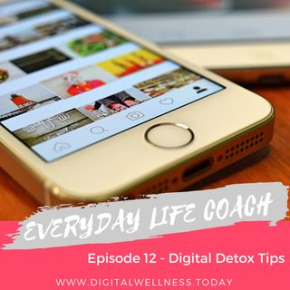 Episode 12 - Digital Detox Tips