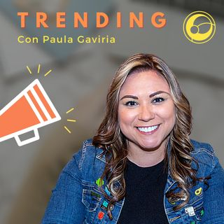 ¡Bienvenido a Trending, con Paula Gaviria!