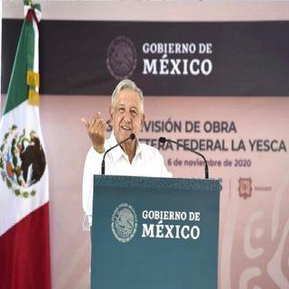 La corrupción es lo que más ha dañado a México. AMLO