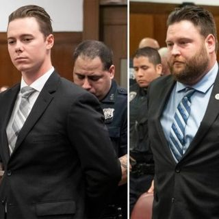 Railroaded!!!: Proudboys convicted of self defense in NYC