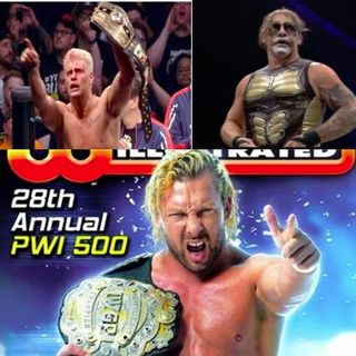 Recap of ALL IN and New PWI 500