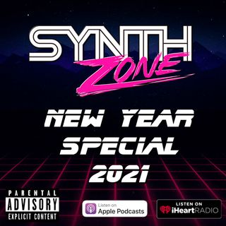 Synth Zone 176 - 12/27/20 (New Year Special)