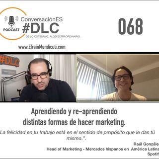 Episodio 068 - ConversaciónES #DLC con Raúl González