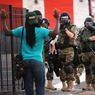 New limits on military weapons for Cops