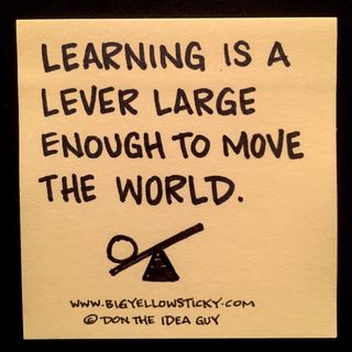Leverage Your Learning : BYS 266