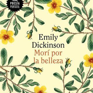 Morí por la belleza Emily Dickinson