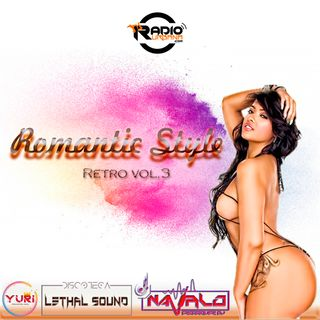 Romantic Style Retro Vol. 3 - @DjNavalo
