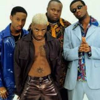 Retro Weds: Dru Hill (Throwback)