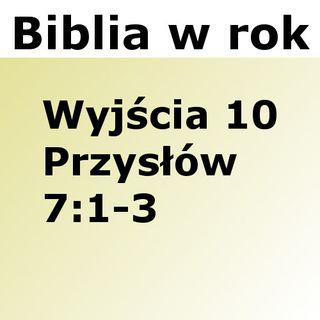 060 - Wyjścia 10, Przysłów 7:1-3