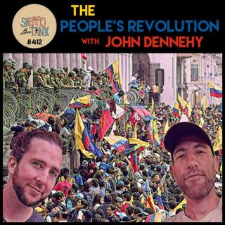 #412: The Peoples Revolution (with John Dennehy)@JDennehy_Writes
