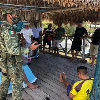 Ante llegada de 'Zeta' aplican Plan DNIII en Yucatán y Quintana Roo