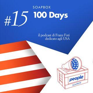 Soapbox #15 100 days