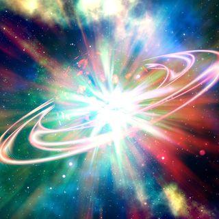 La Storia dell'Uomo - 3 - La nascita dell'Universo