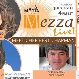 Meet Chef Bert Chapman