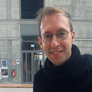 Stammtisch met Daniel Abma, documentairemaker en docent-regie in Babelsberg