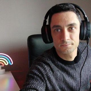 Marco Galassi apre il podcast, cos'è e perchè?