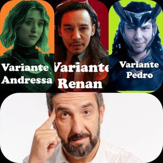 Ep 5 - Analise jurídica Serie Loki com participação de Professor Madeira.