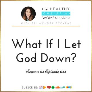 S03 E022: What If I Let God Down?