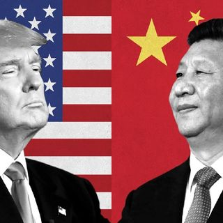 Our @Potus @RealDonaldTrump Stands Up Against China, Who Do You Think Will Blink First?