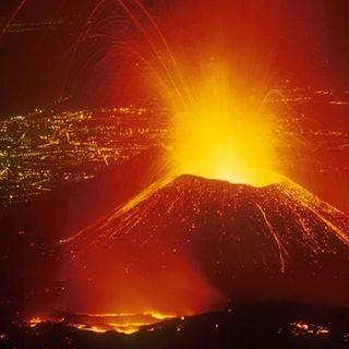 Il vulcano ETNA fra mito e leggende